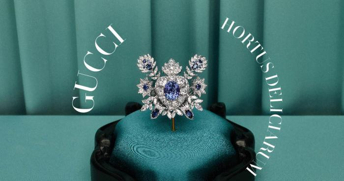 Gucci High Jewelry Collection Hortus Deliciarum