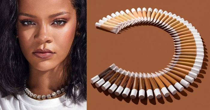 Fenty Beauty Rihanna New Foundation Pro Filt'r Hydrating Foundation รองพื้นเฟนตี้