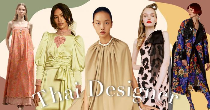 fashion thai designer fall/winter 2019 collection แฟชั่น ดีไซเนอร์ไทย แบรนด์ คอลเลกชั่น สไตล์ Sretsis Asava ASV Greyhound Original Kloset La Boutique Landmee Leisure Project Q Design and Play Janesuda pitchana vickteerut shaka london painkiller