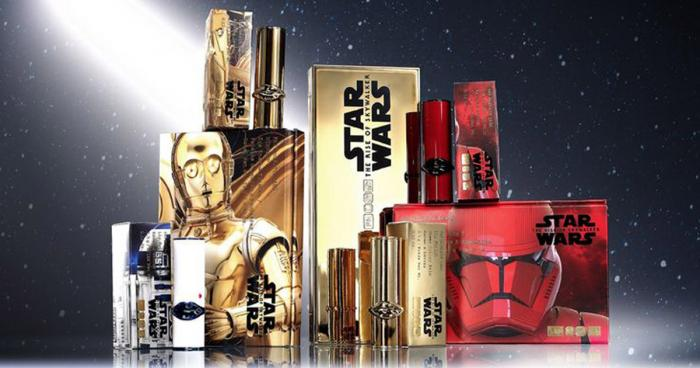 Pat McGrath Star Wars Makeup Collection The Rise of Skywalker