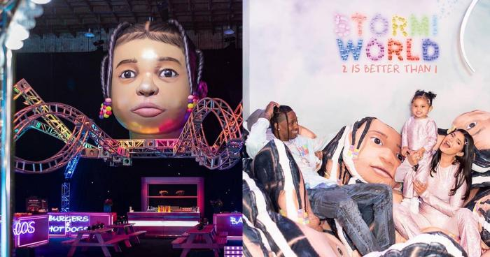 Kylie Jenner,Travis Scott,Celebrities,Stormi Webster,StormiWorld