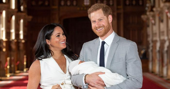 Meghan Markle,Royal Family,Prince Harry Archewell