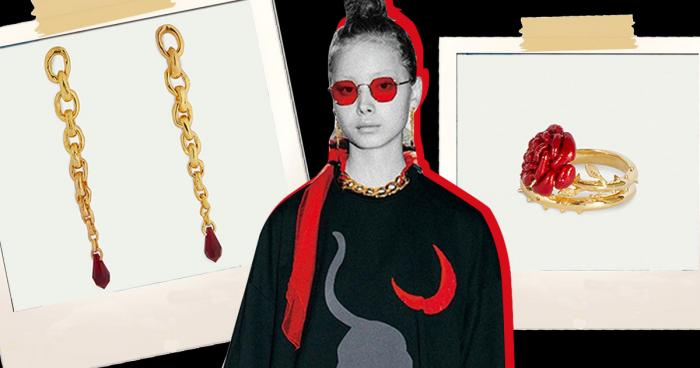 Patcharavipa x Undercover Thai Designer Jewelry collaboration collection