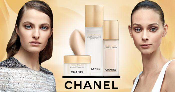 Luxurious Radiance Chanel Skincare