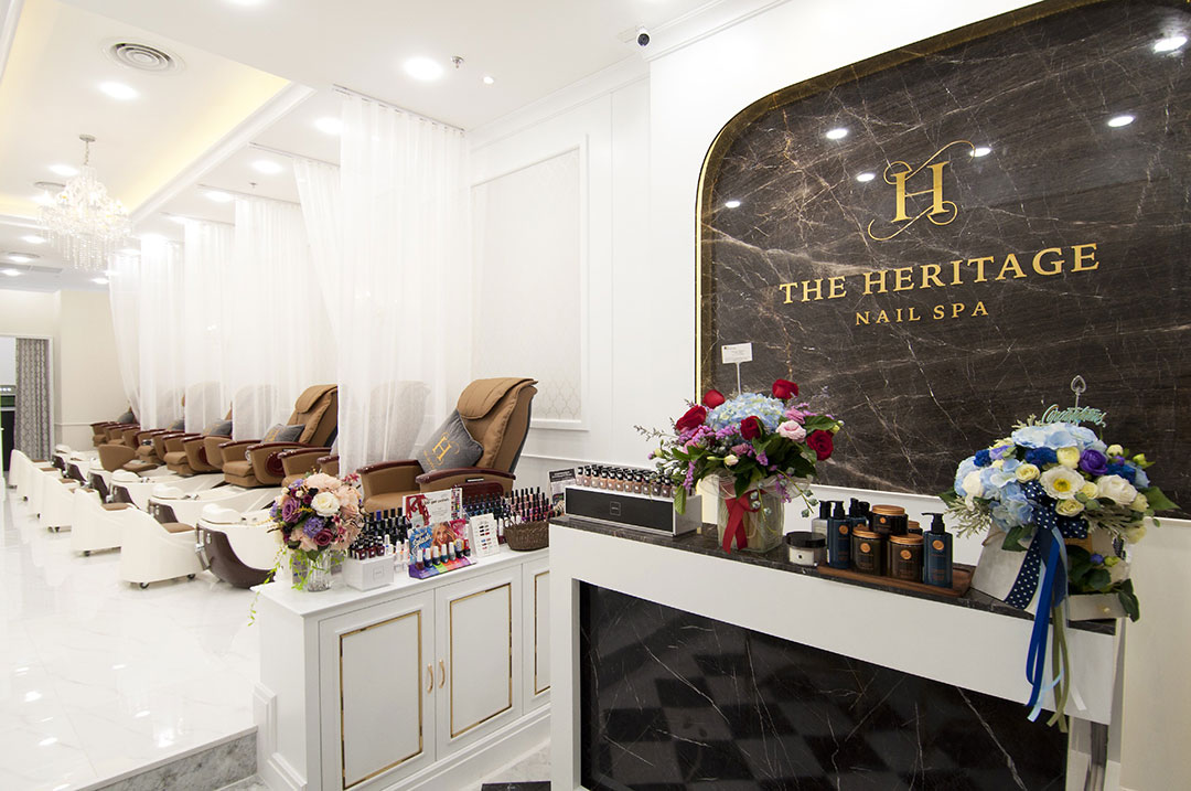 ICONSIAM The Heritage Nail Spa