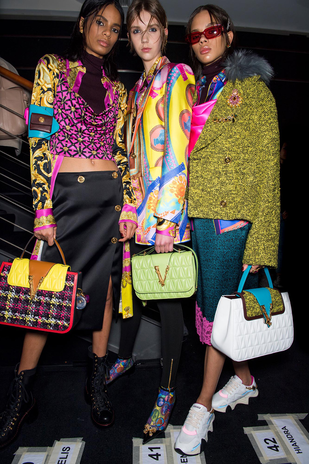 Versace Virtus Bag New Collection