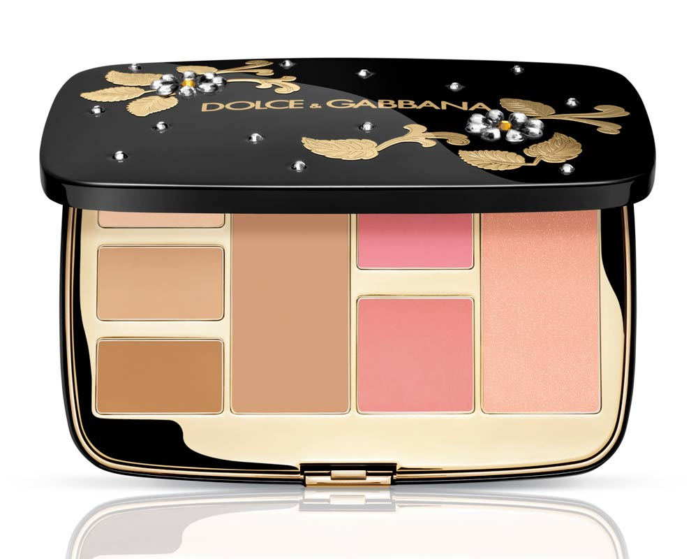 เฟซพาเลตต์ Dolce & Gabbana Dolce Skin All-In-One Face Palette