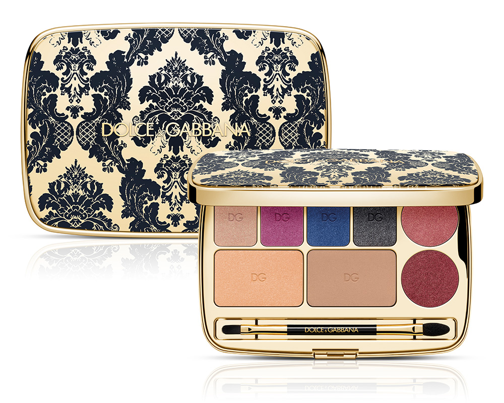 Dolce & Gabbana Mysterious Baroque Palette