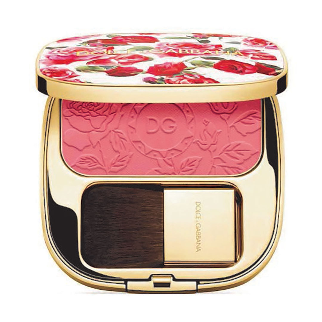 Blush of Roses Dolce & Gabbana Beauty Spring Rose Garden