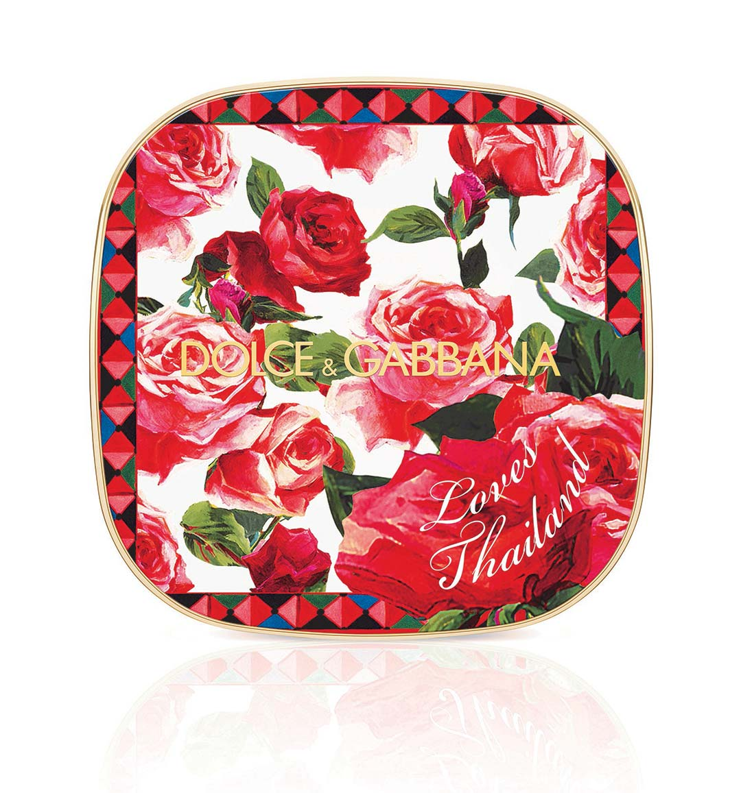 Love Collector Blush of Roses (Thailand Edition) Dolce & Gabbana Beauty Spring Rose Garden